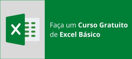 curso online grátis de excel