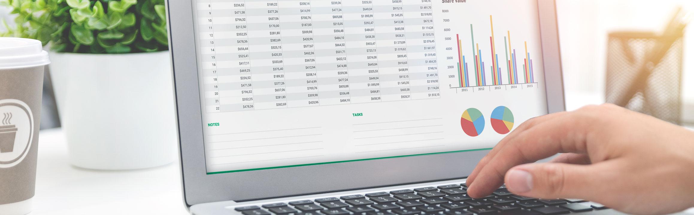 Excel para iniciantes